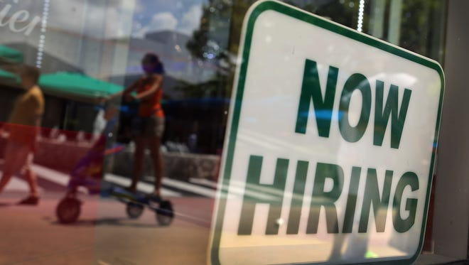Overall hiring rose 26,000 to 4.6 million in September.