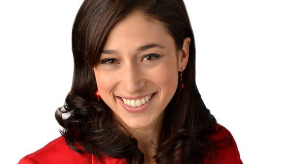 Catherine Rampell   (Photo by Marlon Correa/The Washington