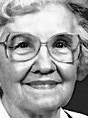 Marjorie J. Irwin, 97