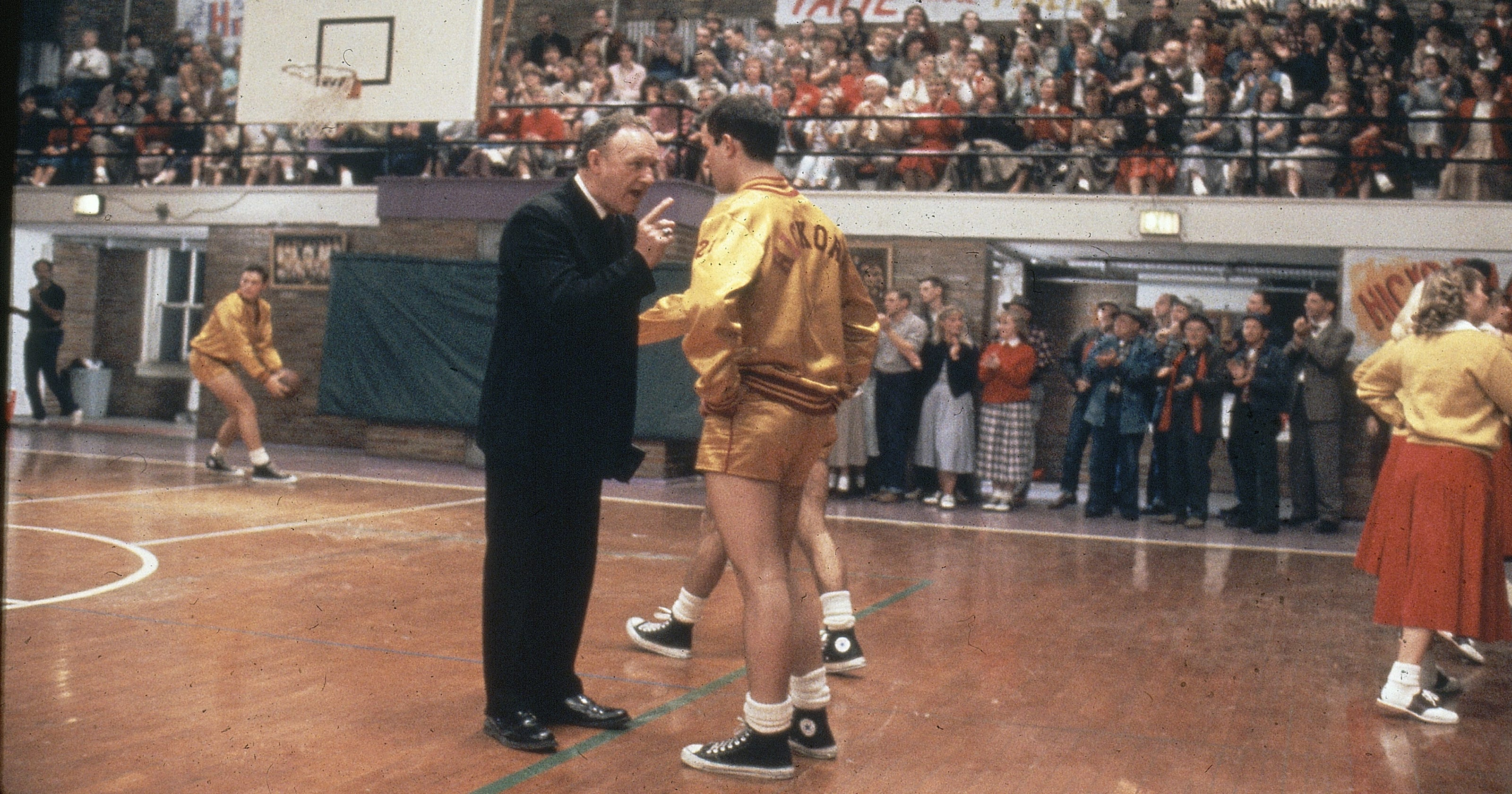 Insider: Uncovering little-known stories about 'Hoosiers'