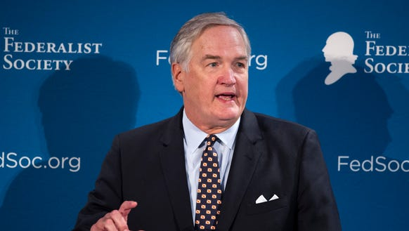 Luther Strange got to the U.S. Senate with an appointment