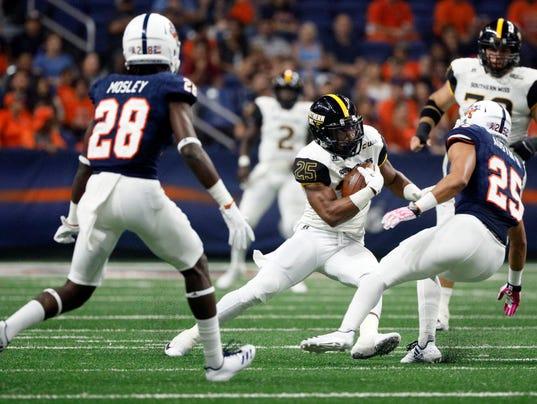 NCAA Football: Southern Mississippi at Texas-San Antonio