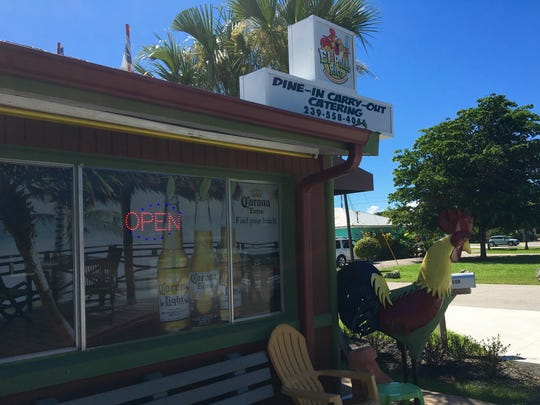 El Pollo Rico opened this spring on Avenue A in Pine Island Center.
