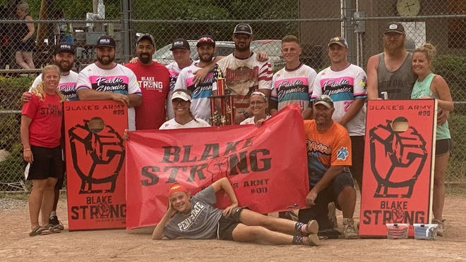 Public Enemies won the inaugural Blake Strong Tournament held over the weekend.