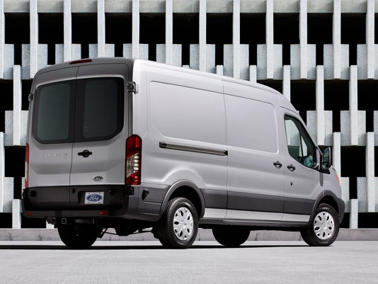 Ford Transit recalled: Drive shaft defect costs $142 million