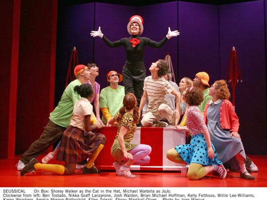 """""""Seussical"""" comes to the Luhrs stage Jan. 22."""