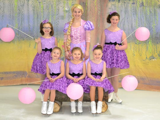 The 20th annual Once Upon a Time ice show is scheduled for March 18-20.