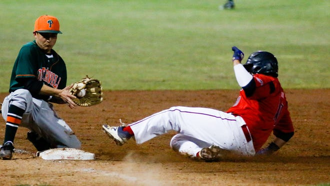 The Porterville Panthers beat Tulare Western to win the 34th annual PRO-PT Tulare/Visalia Baseball Invitational upper-division championship game.