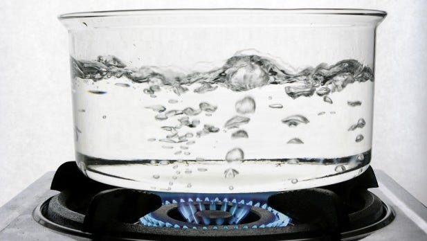 Effective immediately, a precautionary boil water notice has been issued by the ECUA.