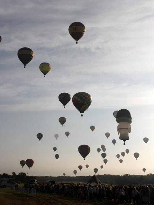 NJ FESTIVAL OF BALLOONING