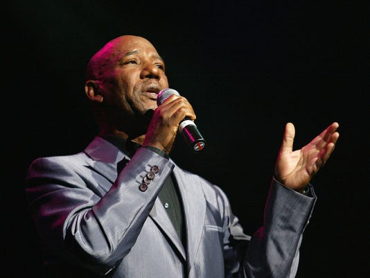 Performing artist Errol Brown