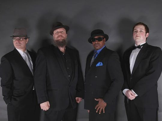 Bottleneck Blues Band will play Saturday at the Half Penny Bar & Grill.
