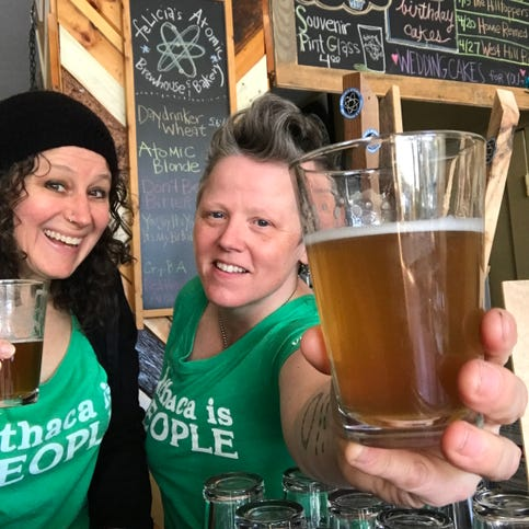 Brewery owner beats breast cancer, crafts One Boob Brew to benefit other women with cancer