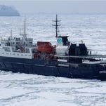 Chilly deal: 32-day trip to remote spots in Antarctica