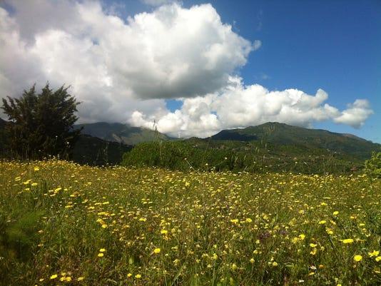 Madonie mountains