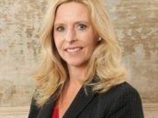 Lynne Elwan, Director of Development for Guide Dogs of the Desert.