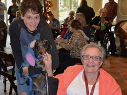 Spring Hills Morristown's Assisted Living will hold a PawFest event 12:30 p.m. Saturday, Oct. 22 at 17 Spring Place in Morristown.