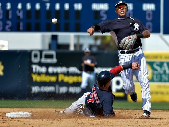 Cito Culver's glove has never been a problem, but it's unlikely that he'll ever be the Yankees shortstop.