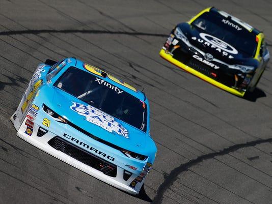 NASCAR XFINITY Series Service King 300 - Practice