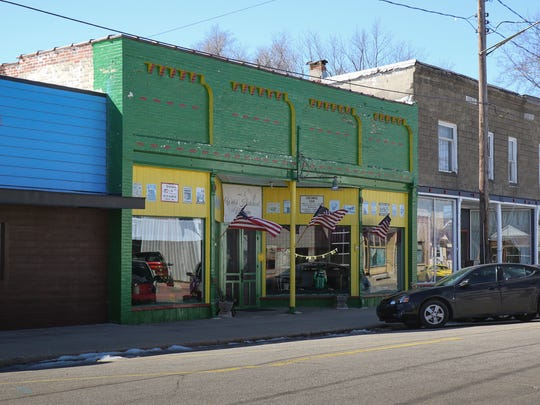 The Welch Historical Museum in downtown Sunfield on
