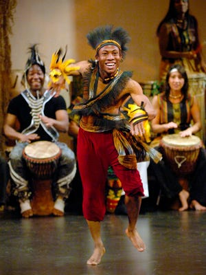 The Sankofa African Dance and Drum Ensemble will present its annual series of concerts at The College at Brockport from April 30 through May 2.