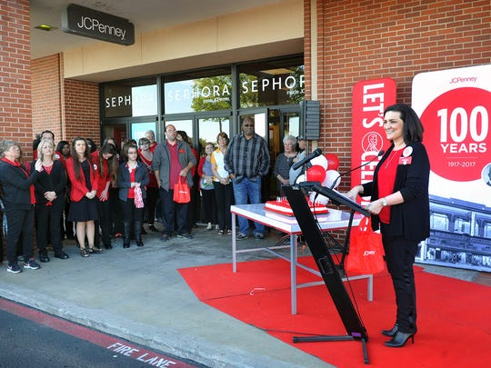 J.C. Penney celebrates 100 years in Wichita Falls 495a6f848