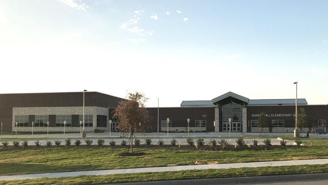 Summit Hill Elementary School in Howe is shown. Howe ISD has announced plans for reopening its campuses and providing remote-learning options for students beginning in August.