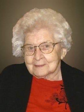 Ruth Ellen Martin