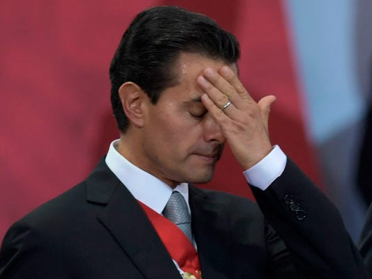 MEXICO-PENA NIETO-REPORT