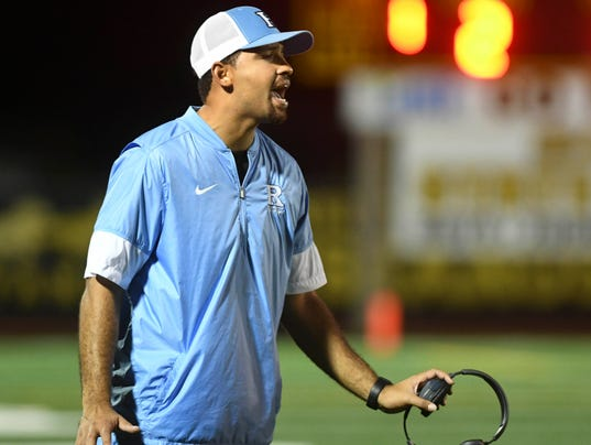 High School Football: Rockledge at Merritt Island