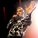 'Autobiography', the anticipated memoir from the former Smiths' frontman, has been released in the U.K.