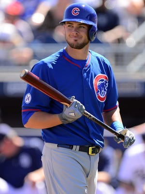 Kris Bryant hit .425 in spring training and led all players with nine home runs.