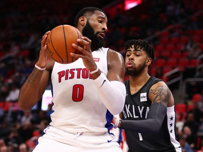 C Andre Drummond: B. 2018-19 salary: $25.4 M. The word: