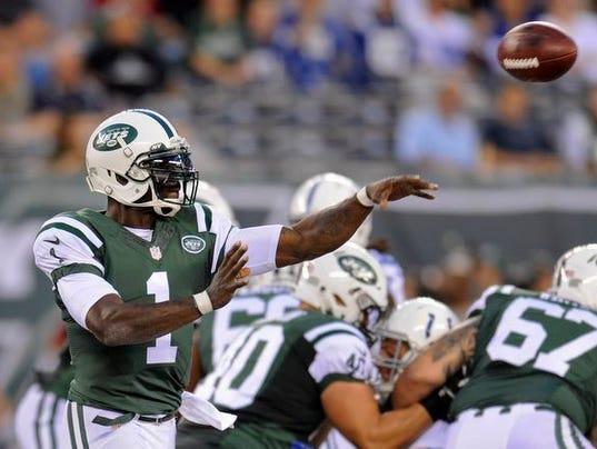 Colts Jets preseason 2014