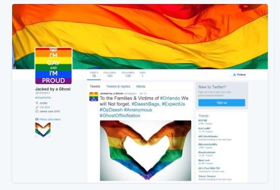 Gay web hacks