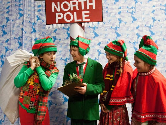 """Theatre Arts for Everyone will put on a production of the original holiday play """"Everything Christmas and a Mystery Too"""" on Dec. 16-18 at the Early Learning Center in York."""