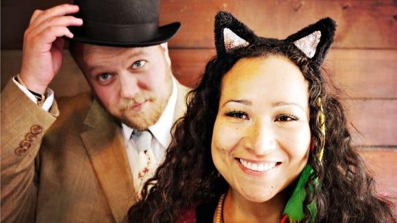 Jack & Kitty will perform original Vaudeville and Jug