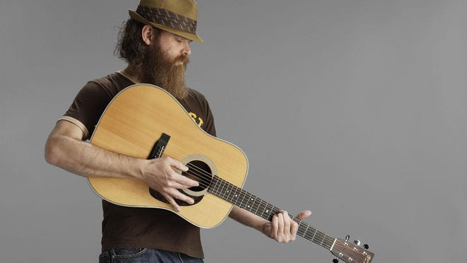 Anders Parker, who grew up in LaGrange, performed at O+ Kingston in 2015.