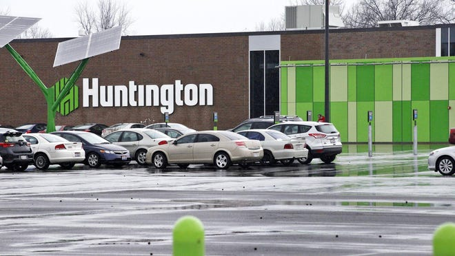 Huntington Bancshares expects to cut as many as 150 jobs throughout its Midwest footprint as a result of losses blamed on the coronavirus pandemic, the Columbus-based bank announced Thursday.