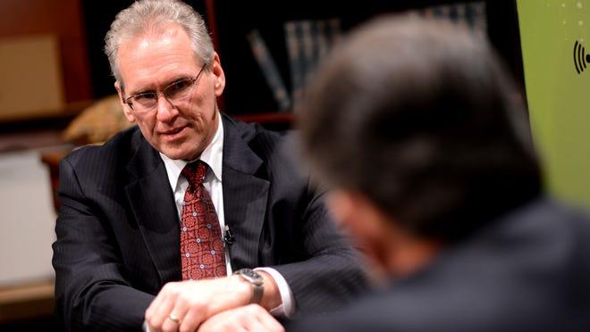 Bill Johnson, TVA president and CEO