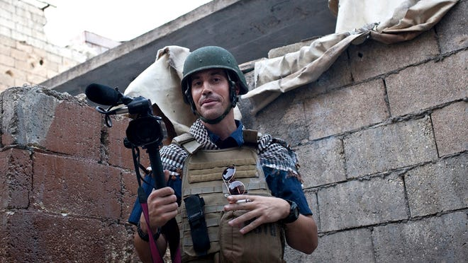 The murderers of American journalist James Foley have an unquenchable thirst for blood, ours.