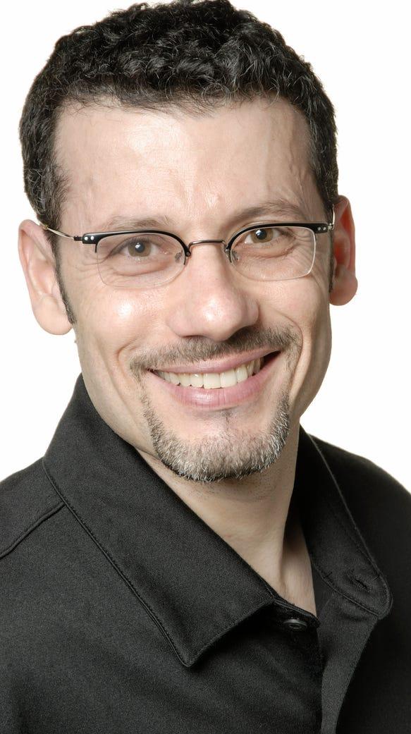 Blogger Ralph Meranto