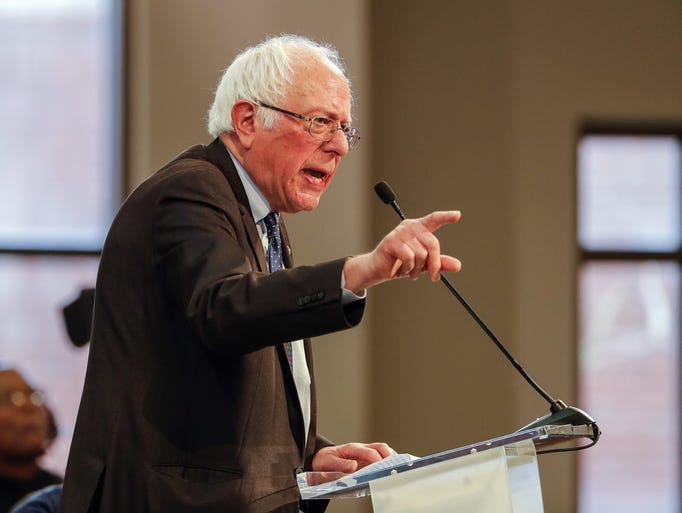 patriotism in the speeches of perikles and bernie sanders The themes of military strength and patriotism permeated the convention sanders delivers the headline speech on monday supporters of clinton primary opponent bernie sanders.