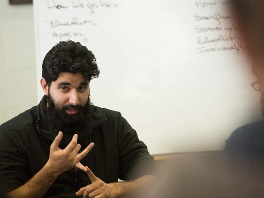 Mustafa Azimi speaks about the current political climate