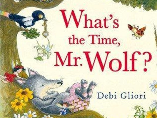 What's the Time Mr. Wolf cover