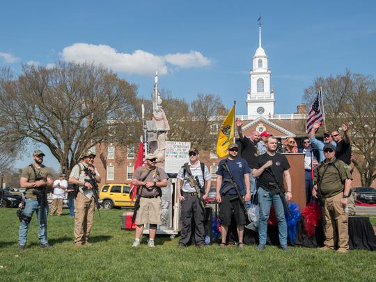 The Delaware Citizens for the 2nd Amendment and the