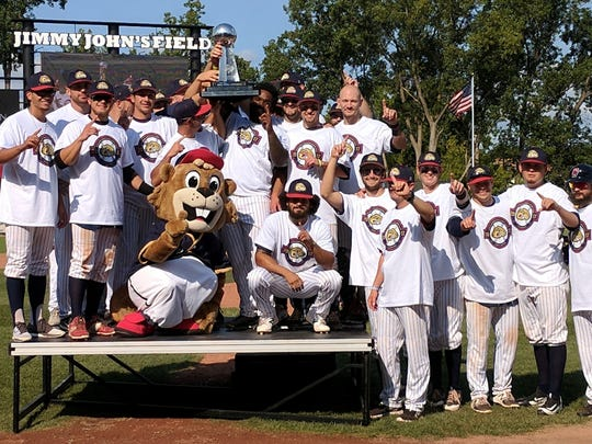 The Birmingham-Bloomfield Beavers completed a 'perfect'