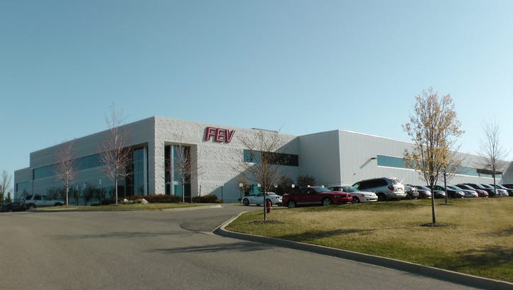 FEV expands in Auburn Hills, will add 250 workers