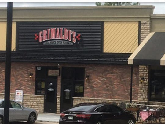 A pop-up beer garden will temporarily occupy the former space of Grimaldi's Pizzeria at Saddle Creek in Germantown.