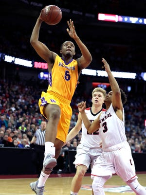 Milwaukee Washington's Deontay Long averaged 29 points, seven rebounds and seven assists per game this past season.